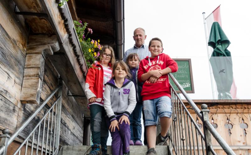 Familie Hochkogler